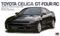 20255 1/24 Scale Model Car Kit Toyota Celica St185 Gt-four RC Gt4 Turbo