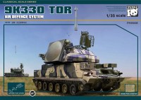 PH35008 1/35 9K330 Russian TOR Missile System