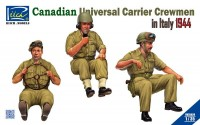 RV35029 1/35 Canadian Universal Carrier Crewmen in Italy 1944