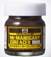 SF-290 Грунтовка MR.MAHOGANY SURFACER 1000 40мл Gunze Sangyo