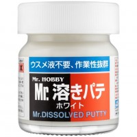 Mr. DISSOLVED PUTTY (P119