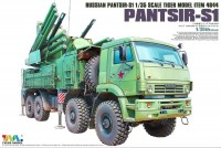 4644 1/35 Russian Pantsir-s1/ SA-22 missile system