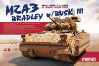 SS-004 1/35 U.S. Infantry Fighting Vehicle M2A3 Bradley (w/BUSK III)