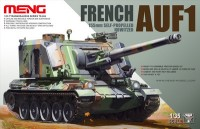 TS-004 1/35 French AUF1 155mm Self-propelled Howitzer