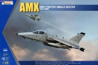 K48026 1/48 AMX Ground Attack Aircraft - Brazil & Italy