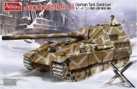 35A011 1/35 German Tank Destroyer Jagdpanther II