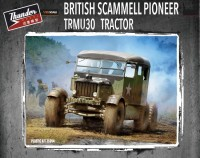 TM35204 1/35 British Scammell Pioneer TRMU30 Tractor