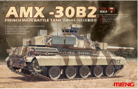 TS-013	1/35 French Main Battle Tank AMX-30B2