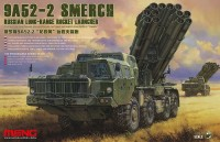 SS-009 1/35 RUSSIAN LONG-RANGE ROCKET LAUNCHER 9A52-2 SMERCH