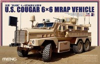 SS-005	1/35 U.S. COUGAR 6×6 MRAP VEHICLE