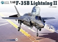 KH80102 1/48 F-35B Lockheed Martin, Lightning II - KITTY HAWK