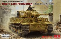 RM-5015 1/35 Sd.Kfz. 181 Pz.kpfw.VI Ausf. E Tiger I Late Production