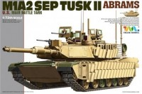 Tiger Model 9601 1/72 M1A2 TUSKII MBT