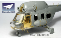DM 0528 Mi-2T HOPLITE Grade up set 1/72