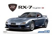05586  1/24 Mazda FD3S RX-7 Spirit R Type B '02 The Model Car No.77