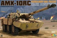4609 French Army AMX-10RC Gulf War in 1991 Tiger Model - 1:35