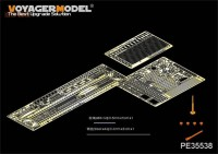 PE35538 Modern Russian BTR-70 APC Early version for Trumpeter 01590 1/35