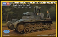 80145 1/35 German Panzer 1 Ausf A Sd.Kfz.101 (Early/Late Version)