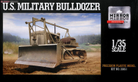 35851 1/35 US Military Bulldozer