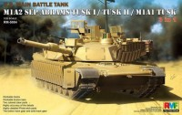RM-5004 RFM 1/35 U.S. MAIN BATTLE TANK M1A2 SEP Abrams