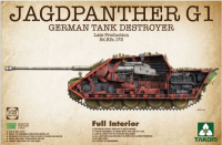 2106 1/35 Jagdpanther G1 Late Production Sd.Kfz.173
