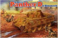 6428 Dragon 1/35 Sd.Kfz.171 Panther D w/Zimmerit