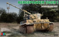 RM-5008 Rye Field Model 1/35 Bergepanzer Tiger I