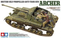 35356 1/35 British Self-Propelled Anti-Tank Gun Archer 35356 - 1:35