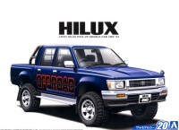 05228 Aoshima 1/24 Toyota HiLux Pick Up Double Cab '94 LN107