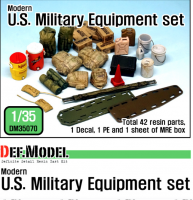 DM35070 1/35 Modern US Military Equipment set