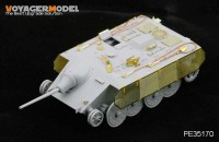 PE35170 Photo Etched set for 1/35 WWII E-10 Tank Destroyer 00385