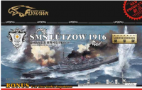 FH1301S 1/700 SMS Luetzow 1916(Limited version)+Bonus