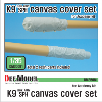DM35081 ROK K9 SPH Canvas cover set
