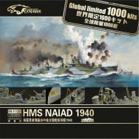 FH1112 1/700 HMS Naiad Light Cruiser (Limited version)