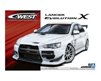 05320 1/24 C-West CZ4A Lancer Evolution X `07
