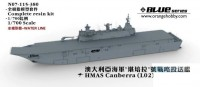 Orange Hobby 7115 1/700 HMAS Canberra (L02)