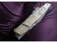 Mk.1 Design MD-20012 1/200 USS HORNET CV-8 (designed to be used with Merit kits) WOODEN DECK