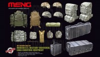SPS-015 Meng 1/35 MODERN U.S. MILITARY INDIVIDUAL LOAD-CARRYING EQUIPMENT