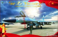 KH80128 Su-35 Flanker-E China PLA AirForce 1/48