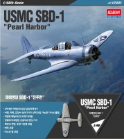 12331 1/48 SBD-1 Dauntless