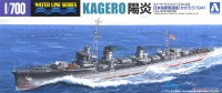 03353 1/700 Japanese Navy Destroyer Kagero 1941