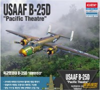 12328 1/48 North American B-25D Pacific Theatre