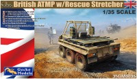 35GM0035 British ATMP w/Rescue Stretchers