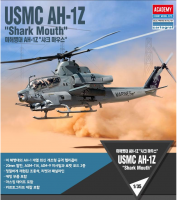 "12127  1/35 USMC AH-1Z ""Shark Mouth"""