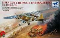 CB35018 Bronco 1/35 Piper Cub L2H 'ROSIE The Roceteer'