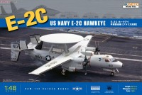 K48013 1/48 US Navy E-2c Hawkeye