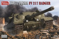 35A034 1/35 FV 217 Badger British Heavy tank Destroyer