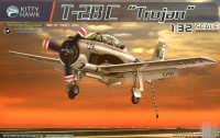 KH32015 Kittyhawk 1/32 T-28C Trojan Kit First Look