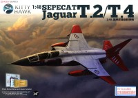 KH80105 Kitty Hawk 1/48 SEPECAT Jaguar T2/T4