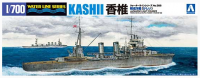04543 1/700 Japanese Navy Light Cruiser Kashii